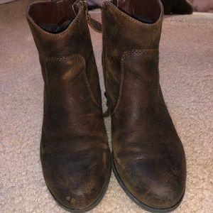 Franco Sarto Shoes - Used Franco Sarto booties
